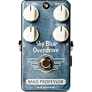 MAD PROFESSOR Sky Blue Overdrive