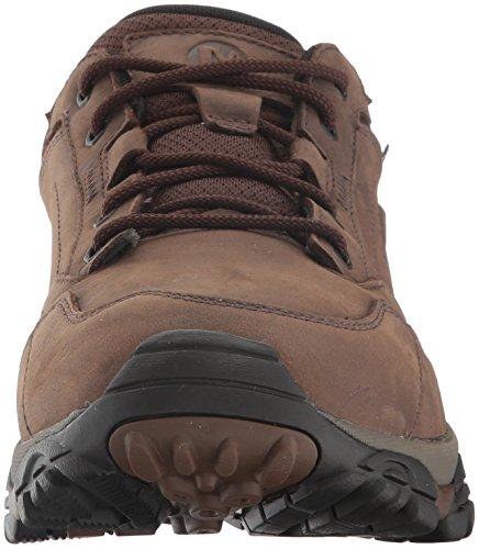 Merrell Randonnée Homme dark Dark Basses Lace Earth Marron Adventure Moab Wp Earth De Chaussures wqf4aUw