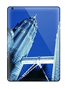Forever Collectibles Petronas Towers Skyscrapers In Kuala Lumpur Hard Snap-on Ipad Air Case