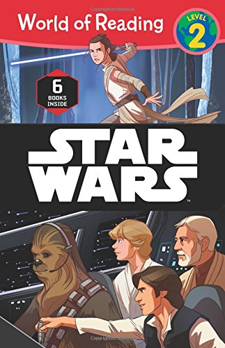 World of Reading Star Wars Boxed Set: Level ()