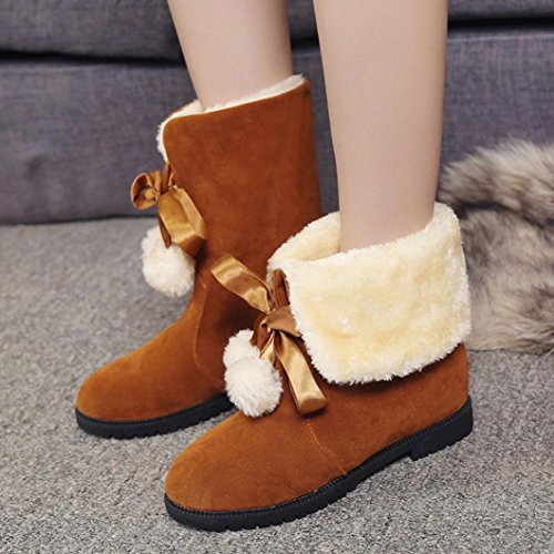 Gillberry Womens Snow Boots Winter Ankle Boots Women Shoes Boots Fashion Shoes Brwom 6wRdvIePjF