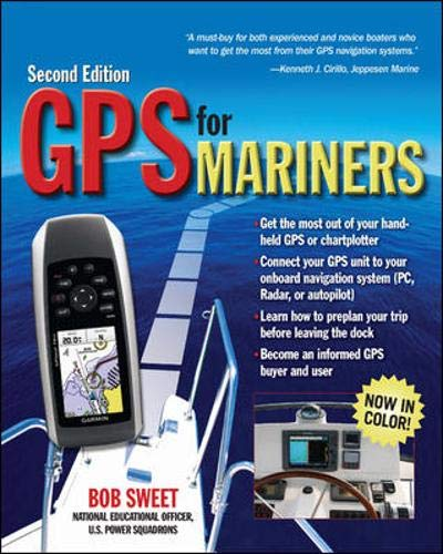 GPS for Mariners, 2nd Edition: A Guide