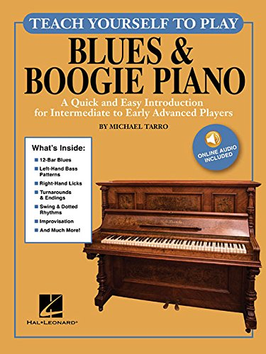 easy blues piano - 5