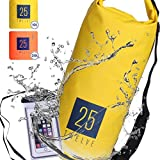 25Twelve Dry Bag 10L Yellow