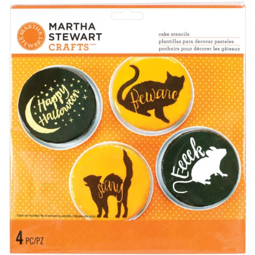 (Martha Stewart Crafts Cake Stencils, Animal)