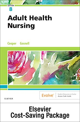 Adult Health Nursing - Text and Virtual Clinical Excursions Online Package, 8e