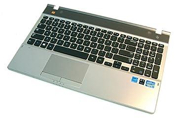 Samsung BA75-03738A refacción para notebook Carcasa con teclado - Componente para ordenador portátil (Carcasa con teclado, NP550P5C): Amazon.es: Informática