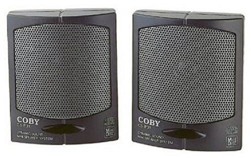 Review Coby CSP31 3-Inch Personal
