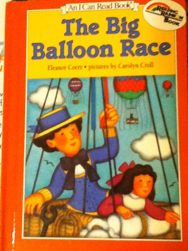 Big Balloon Race an I Can Read Book