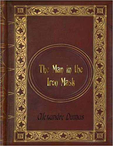 Book Alexandre Dumas - The Man in the Iron Mask