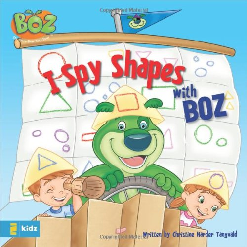 I Spy Shapes with BOZ (BOZ Series) pdf epub