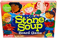 Peaceable Kingdom Stone Soup Award Winning Cooperative Game for Kids