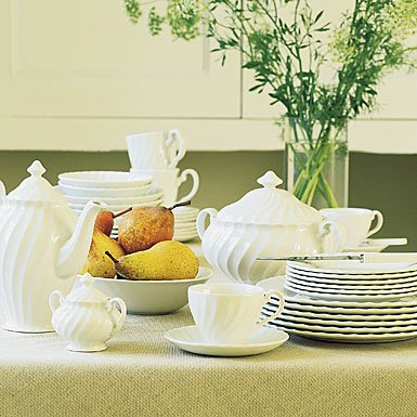 (Johnson Brothers Regency White Bread & Butter Plate)