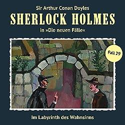 Im Labyrinth des Wahnsinns (Sherlock Holmes - Die neuen Fälle 29)