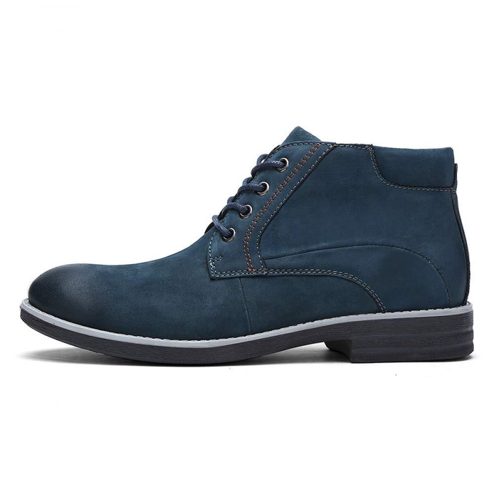 FHCGMX FHCGMX FHCGMX PU Leder Winter Warme Martin Stiefel Für Männer Männliche Schuhe Erwachsene Mode Gummi Rutschfeste Schuhe 113718