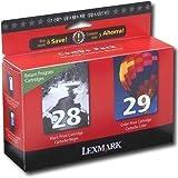 Lexmark International - Lexmark Combo Pack #28 + #29
