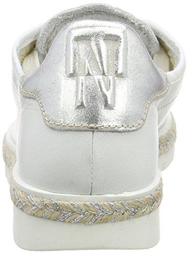 Napapijri Lykke - Zapatillas Mujer Blanco - Weiß (white N29)