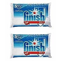 Acabado para lavavajillas, sal para suavizante de agua para lavavajillas Bosch, paquete de 8.8 lb
