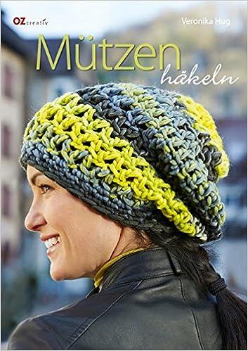 Mützen Häkeln Amazonde Veronika Hug Bücher