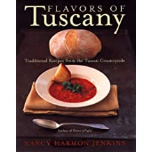 By Nancy Harmon Jenkins Flavors of Tuscany [Hardcover]