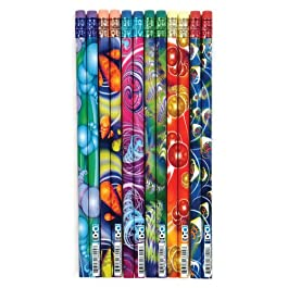 Geddes Cyber Cyclone Pencil Assortment – Set of 144
