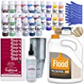 Acrylic Paint Pouring Bundle