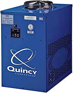 product image for Quincy Refrigerated Air Dryer - High Temperature, Non-Cycling, 50 CFM, Model Number QRHT50