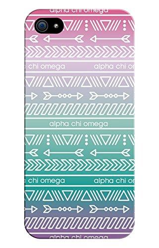 alpha chi omega iphone 5 case - 4