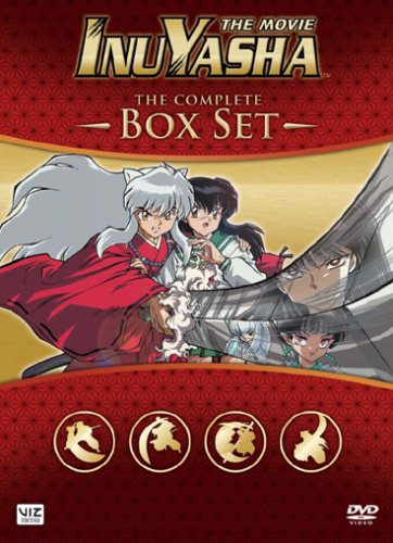 Inuyasha: Complete Movies Box Set by VIZ MEDIA