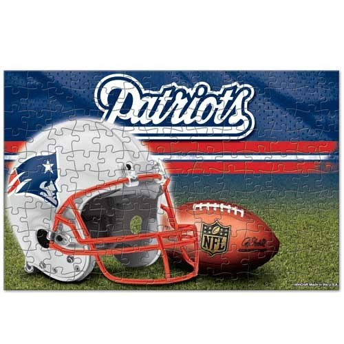 WinCraft NFL New England Patriots Puzzle in Box (150 Piece)