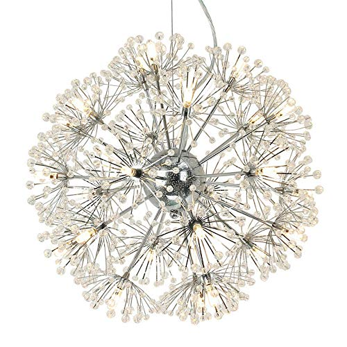 Flower Ball Light Pendant