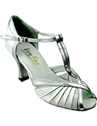 Very Fine Dance Shoes 2707 (Competition Grade) 2.5 Heel