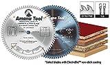 "Amana Tool - (618133) 18""/132T Trimming T.C.G Grind"