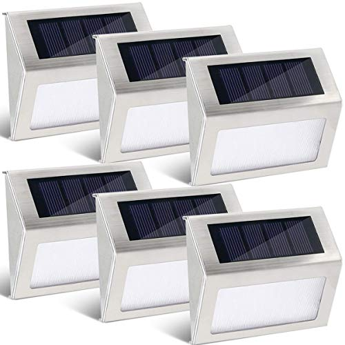 In Concrete Solar Lighting