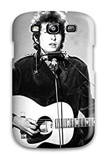 Anti Scratch And Shatterproof Bob Dylan Phone Case For Galaxy S3 High Quality Tpu Case