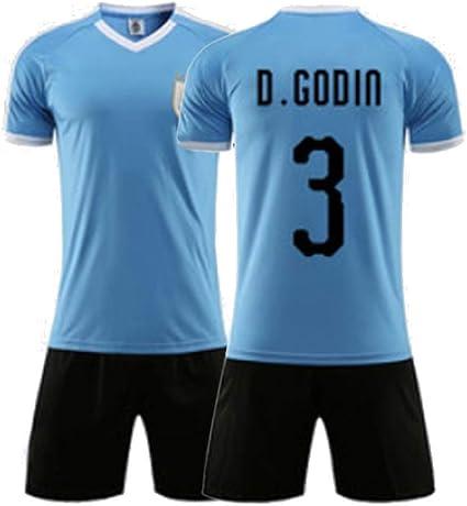 YUUY Jersey Camisa Diego Roberto Godín Leal (Diego Godín ...