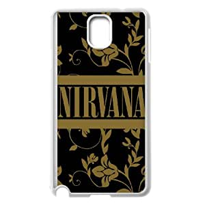 Nirvana Band For Samsung Galaxy Note 3 Custom Cell Phone Case Cover 96II655180
