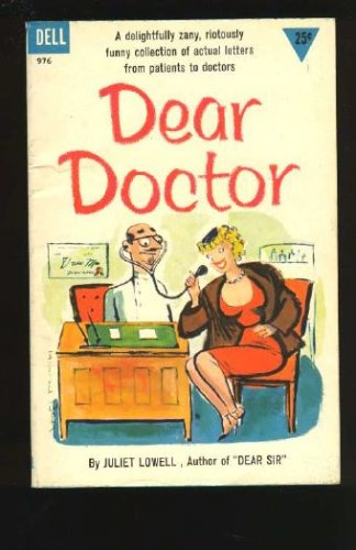 Dear doctor ([Dell Books 25 cent series)