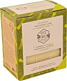 Crate 61 Patchouli Lime Soap 3 pack, 100% Vegan Cold Process, scented with premium essential oils, for men and women, face and body. ISO 9001 certified manufacturer