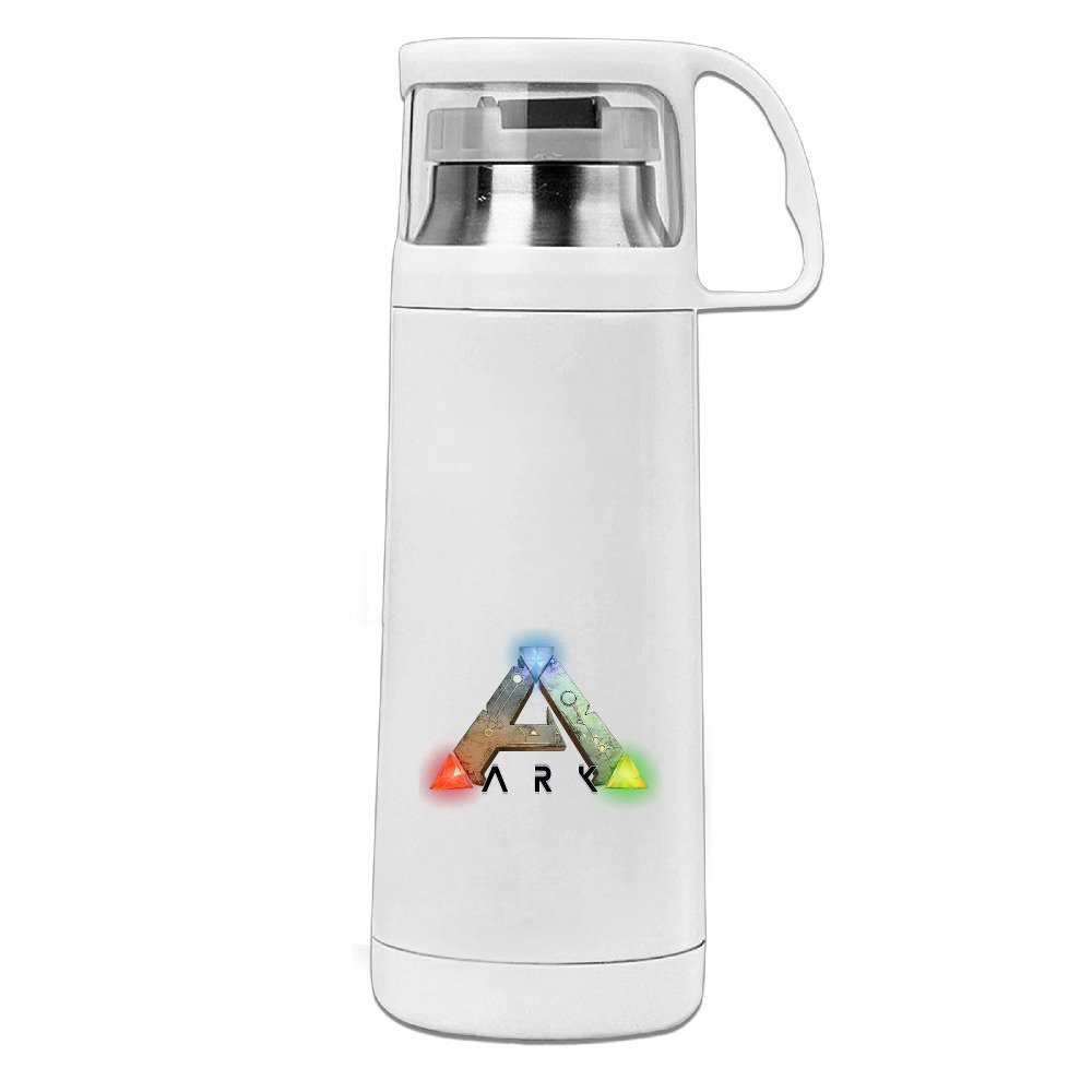 POY-SAIN ARK Survival Evolved Fashion Sport Water Bottle With Handle Vacuum Cup