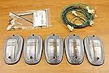 ram 3500 cab lights - Dodge Ram 1500 2500 3500 Roof Cab Clearance Lamps Light Kit Mopar OEM