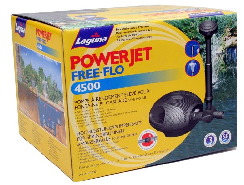 Laguna PowerJet 1300 Electronic Fountain Pump Kit by Laguna