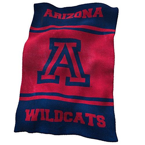 NCAA Arizona Wildcats Ultrasoft (Arizona Wildcats Fleece Throw)