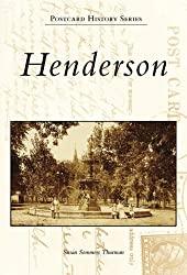 Henderson (Postcard History: Kentucky)