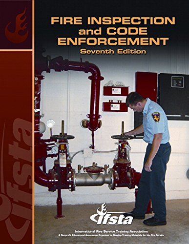 Fire Inspection and Code Enforcement (7th Edition) (Fire Prevention)