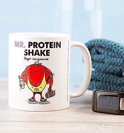 Mr. Protein Shake Mug for gym lovers.