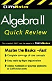 img - for CliffsNotes Algebra II Quick Review, 2nd Edition (Cliffs Quick Review) book / textbook / text book
