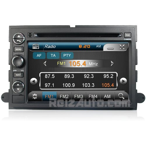 Amazon 20052009 Ford Mustang 20072009 Shelby Gt500 20082009 Rhamazon: 2007 Ford Mustang Stock Radio At Gmaili.net