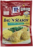 McCormick Bag 'n Season Country Chicken, 1.37 oz (Case of 6)