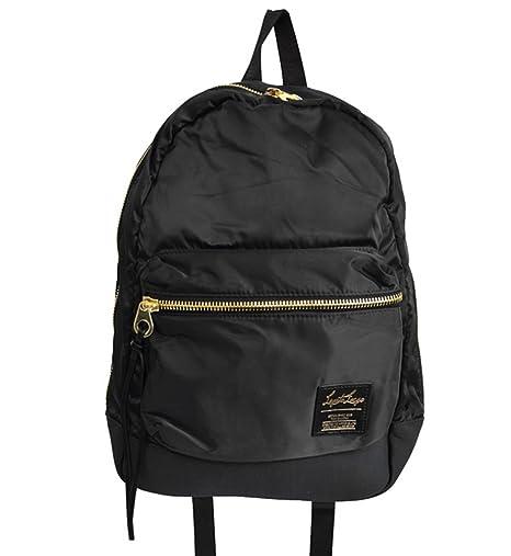 KAI® Gold Zip Nylon Backpack (Black)  Amazon.ca  Luggage   Bags 275134391f1b4